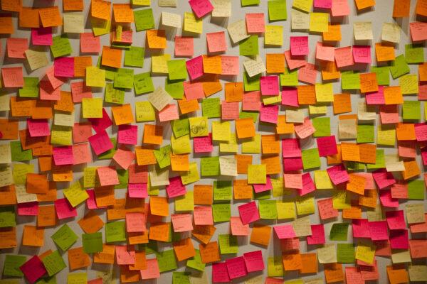 Como organizar ideias