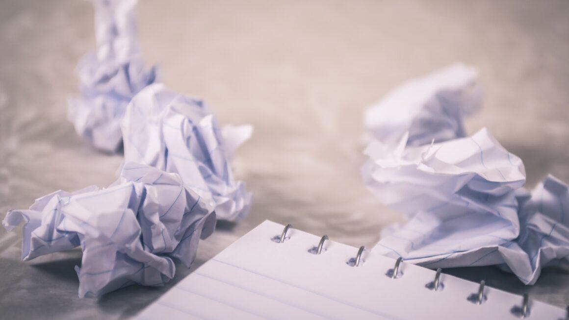 Tens de decidir: queres escrever para ti ou para os outros?